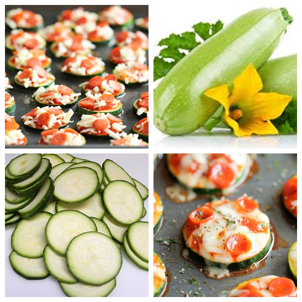 zuccini pizza bites F Wonderful DIY Healthy Zucchini Pizza Bites