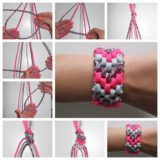 Wonderful DIY  Unique Chevron  Friendship Bracelet