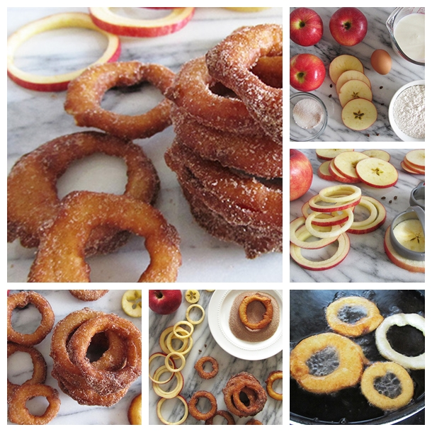 Cinnamon Apple Rings F Wonderful DIY Yummy Cinnamon Apple Rings