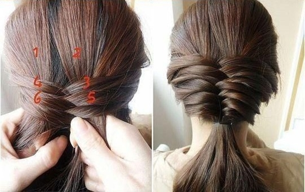 Wonderful diy french fishtail braided hairstyle view in gallery cute fishtail braided hairstyle f wonderful diy french fishtail braided hairstyle solutioingenieria Gallery
