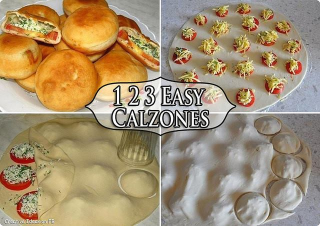 Easy Homemade Calzone Wonderful DIY Easy Homemade Calzone