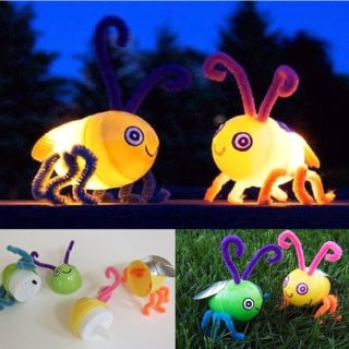 Wonderful DIY Cute Homemade Toy Fireflies