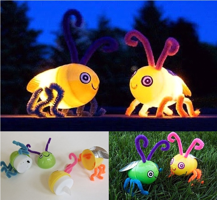 Homemade Toy Fireflies Wonderful DIY Cute Homemade Toy Fireflies
