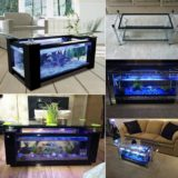 Spectacular DIY Fish Tank Coffee Table – Free Guide and Tutorial