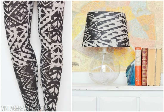 Leggings  Lampshade 7