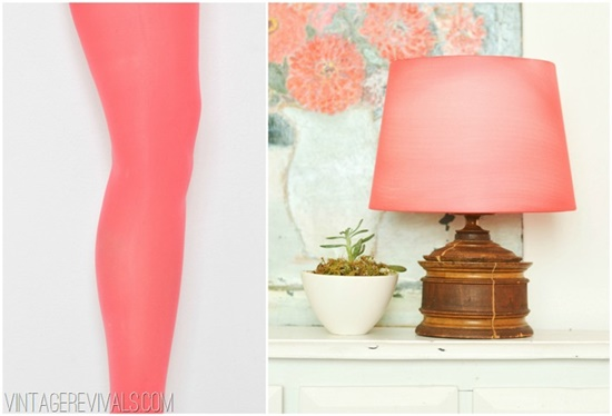 Leggings  Lampshade 8
