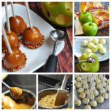 Wonderful DIY Mini Caramel Apple