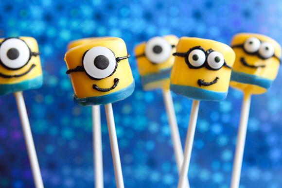 Minions Marshmallows5