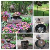 Wonderful DIY  Amazing Teapot Fountain