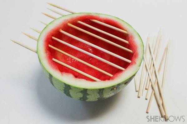 Watermelon Grill Centerpiece4