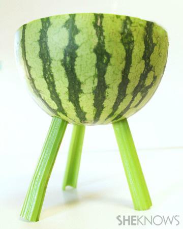 Watermelon Grill Centerpiece6