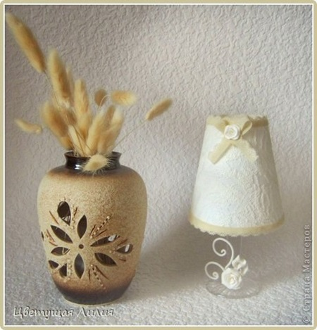Wine Glass Candle Lamp5