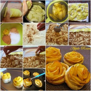 Delicious DIY Apple Roses – Easy to Make, Awesome to Eat