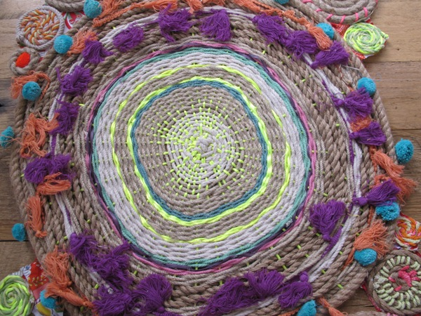 cardboard woven tapestries8