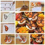 Wonderful DIY Cute Chocolate Butterfly Decorations