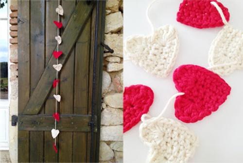 crochet heart 4