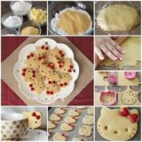 Wonderful DIY Cute Hello Kitty Cookies