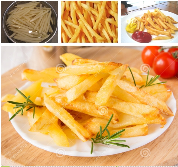 homemade french fries F Wonderful DIY Homemade French Fries