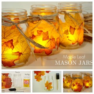 Wonderful DIY Pretty Leaf  Candle Holder