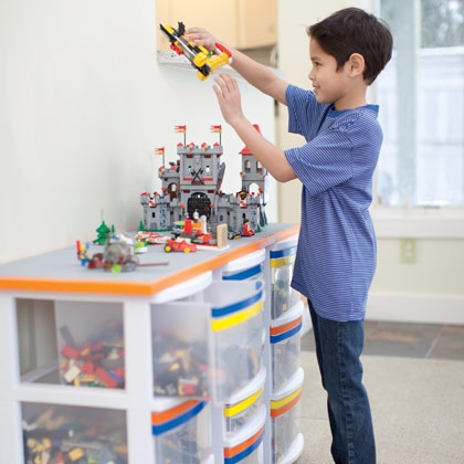 VIEW IN GALLERY Lego Table 1 DIY Lego Tables Perfect For Kids Of All Ages