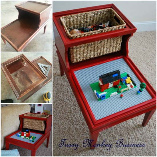 Diy lego tables perfect for kids of all ages view in gallery lego table 5 solutioingenieria Image collections