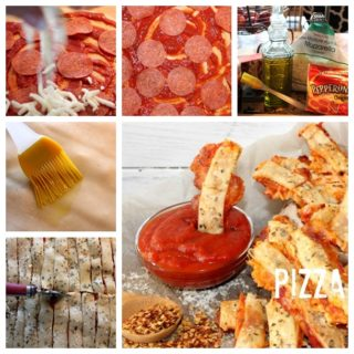 Wonderful DIY Yummy Pizza Fries