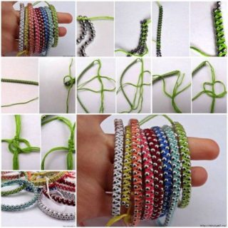 Wonderful DIY Beads Friendship Bracelet