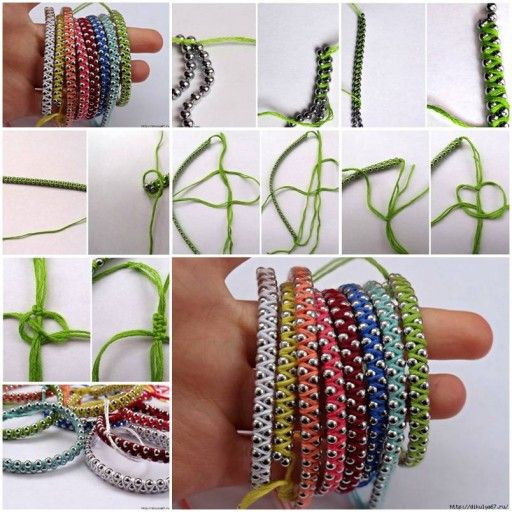 Beads Friendship Bracelet F
