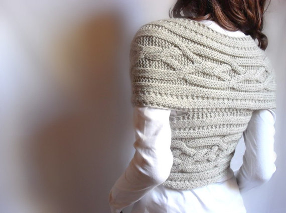 Beautiful knit womens sweater