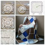 Muti-Purpose Crochet Granny Squares – Free Pattern and Guide
