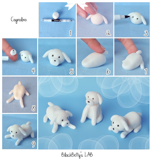 VIEW IN GALLERY DIY Clay Animals11