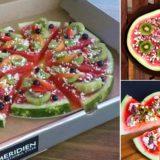 Wonderfu DIY  Delicious Watermelon Pizza