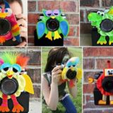 Wonderful Idea For Making  Kids Focus on Camera Lens