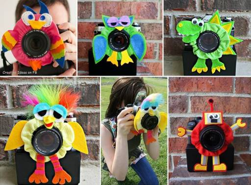 How To Get A Child To Look Through Camera Lens Wonderful Idea For Making  Kids Focus on Camera Lens