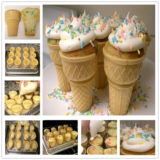 Wonderful DIY Yummy Ice Cream Cone Cupcakes