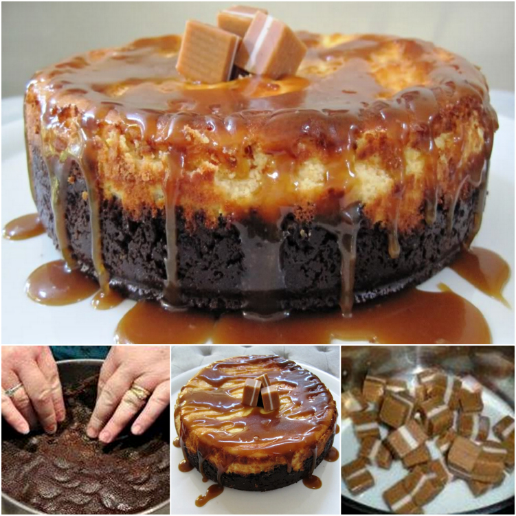 Jersey Caramel Cheesecake F Wonderful DIY Sweet Jersey Caramel Cheesecake