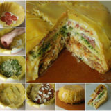 Wonderfu DIY Amazing Lasagna Timpano