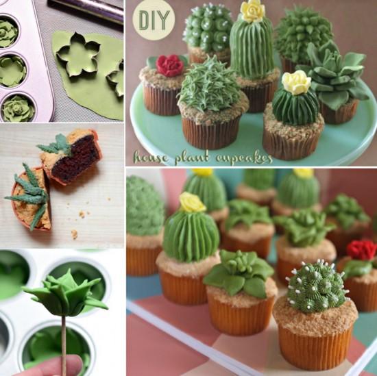 Succulent-Cupcakes--wonerfuldiy
