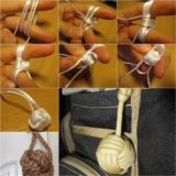 Wonderful DIY Tie The Monkeys Fist Knot