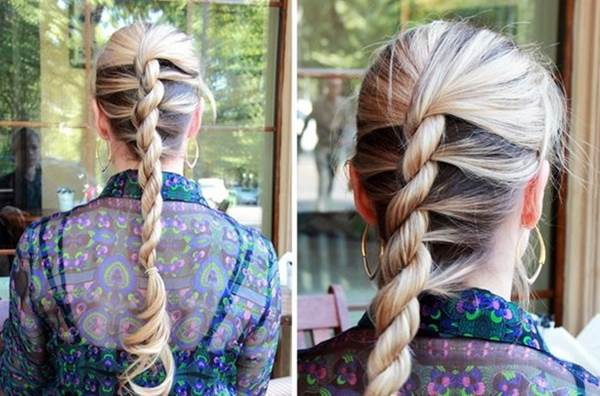 Twist Rope  Hairstyle6