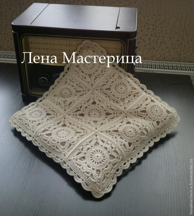 crochet lace bedding13