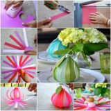 Wonderful DIY Easy Blooming Gift /Treat Wrapper