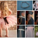 Wonderful DIY A Pretty  Non Sew Tutu