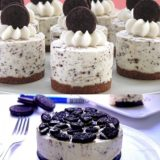 Wonderful DIY  No-Bake Oreo Cheesecake