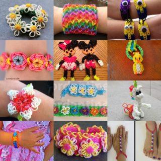 Wonderful DIY Fantastic Rainbow Loom Craft Collection