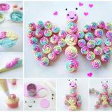 Wonderful DIY Amazing Butterfly Cupcake
