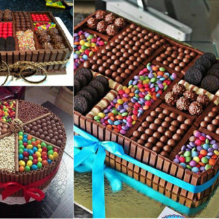 Wonderful DIY Amazing Chocolate Box Cake