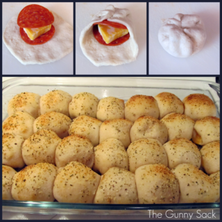 Wonderful DIY Yummy Pepperoni Pizza Balls
