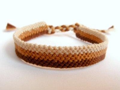 How to Weave DIY Simple Bracelet 10 Wonderful DIY Simple Woven Bracelet