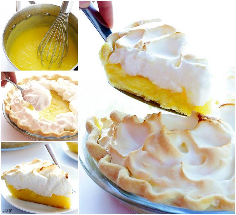 Lemon Meringue Pie  Wonderful DIY Lemon Meringue Pie